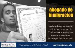 abogado de inmigracion