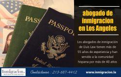 abogado de inmigracion en Los Angeles