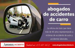 Abogados De Accidentes De Carro | 213.687.4412 | abogadosdeaccidentes.la
