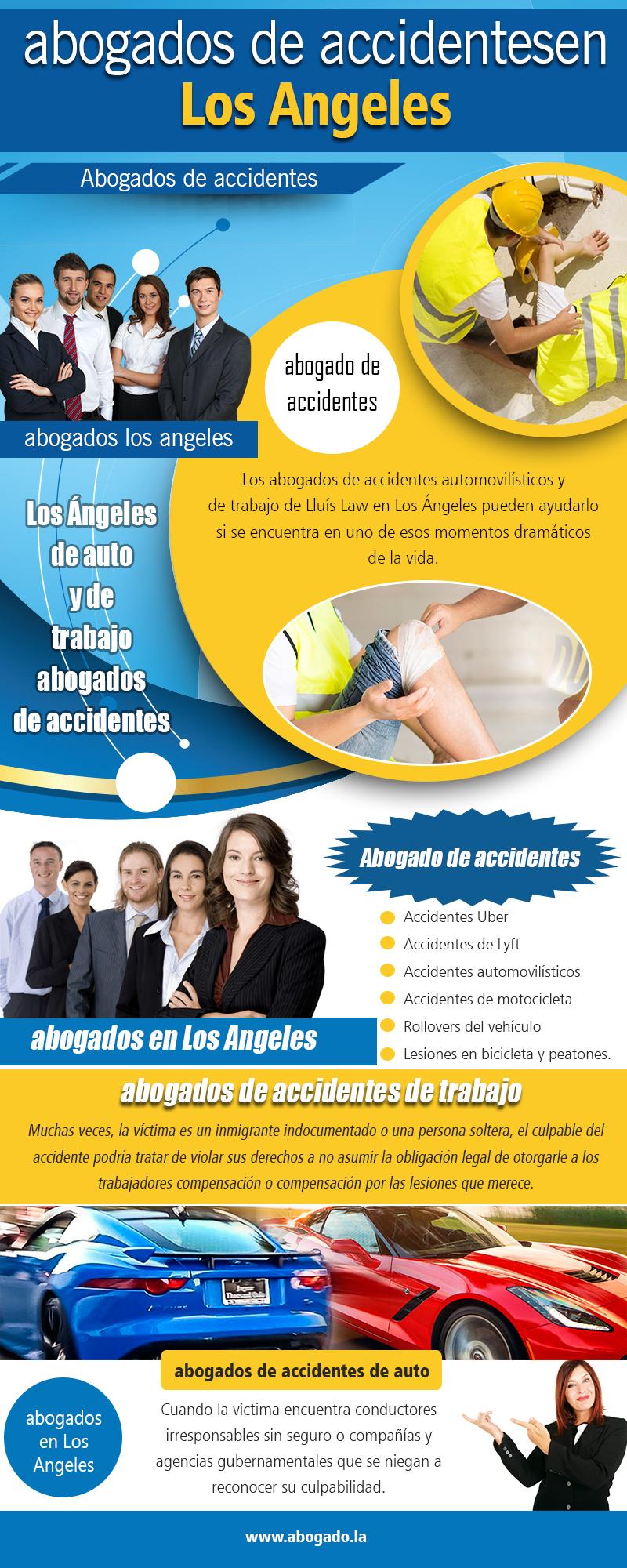 abogados de accidentesen LA