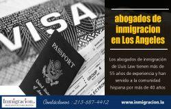 abogados de inmigracion en Los Angeles