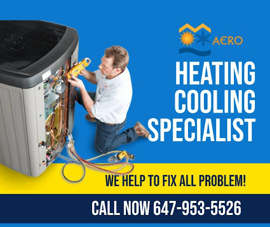 Aero Heating Cooling Specialist