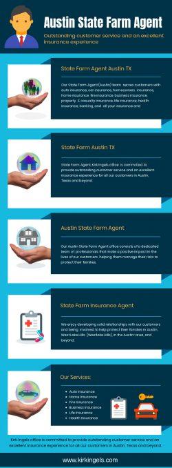 Austin State Farm Agent TX | Call – 1-512-328-7788 | KirkIngels.com