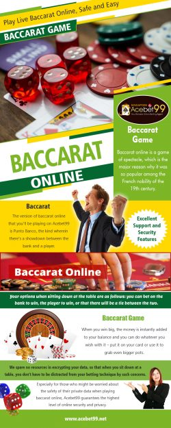 Baccarat Online Singapore