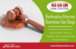 Bankruptcy Lawyer Downtown San Diego |(619) 207-4579| blclawcenter.com