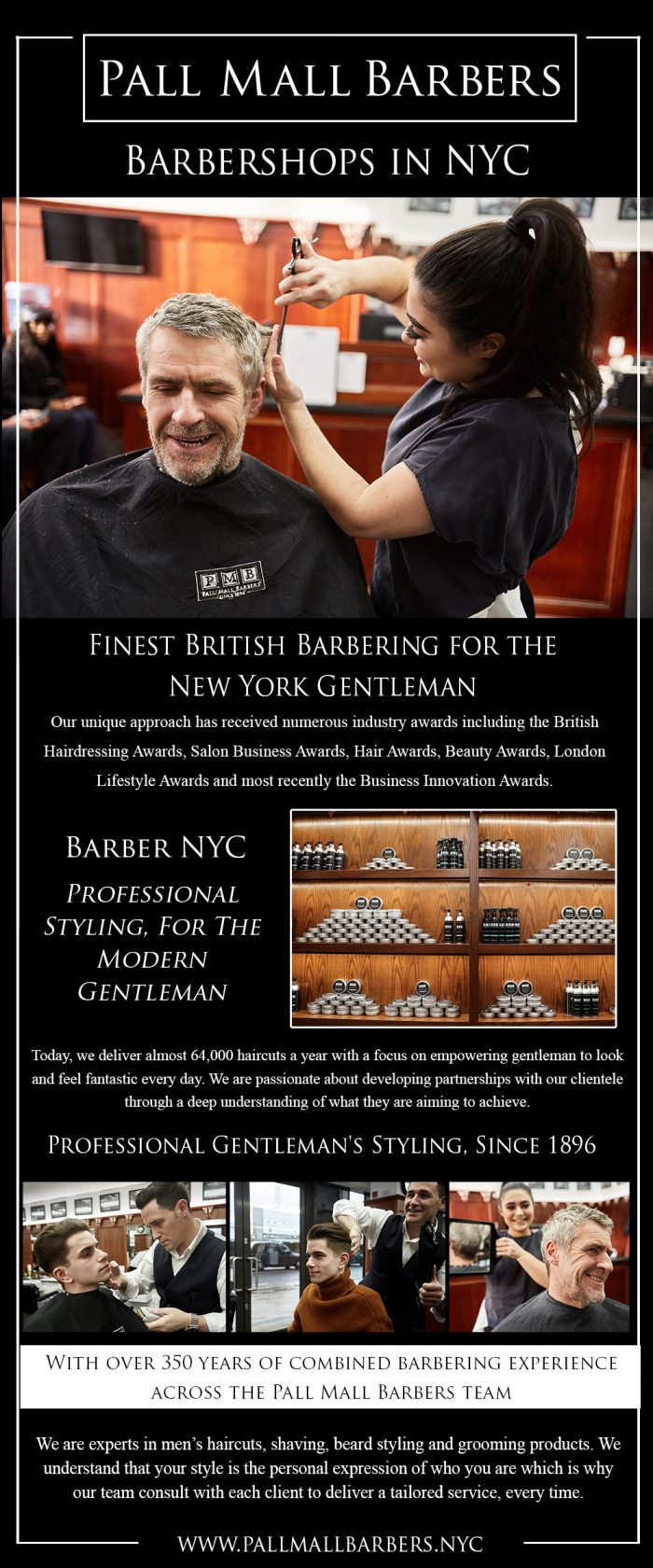 Barbershops in NYC