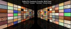 PU Sandwich Panel, Wall Panel Supplier, Bending Machine Manufacturer – Baikal Sandwich Panel