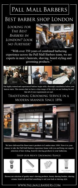 Best Barber Shop London