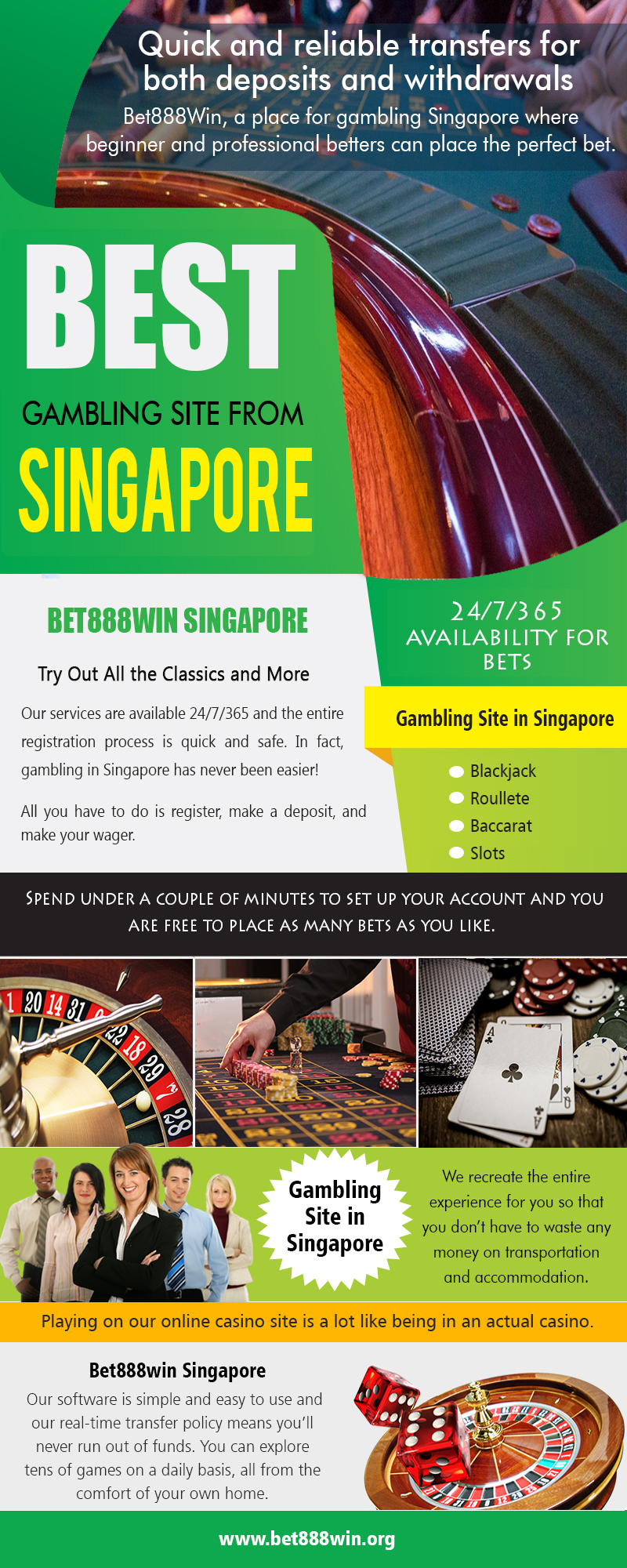 Best Gambling Site from Singapore | Call – 65 8136 9998 | bet888win.org
