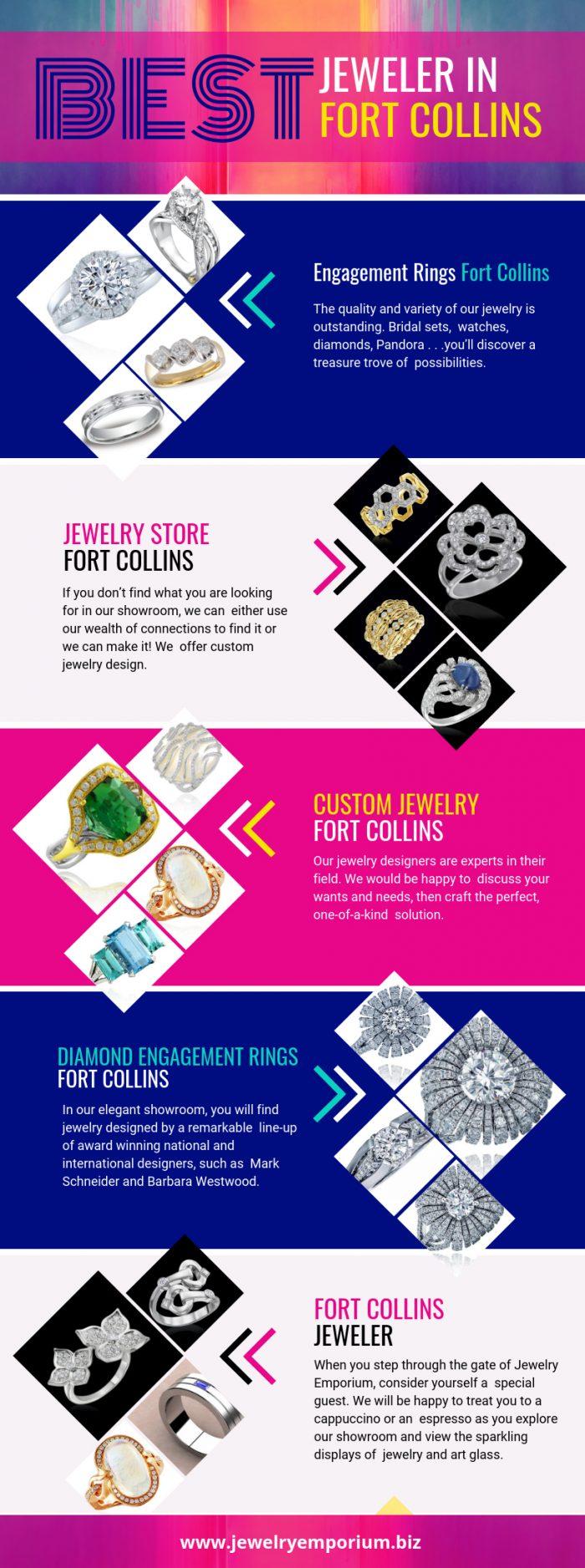 Best Jeweler in Fort Collins | Call-9702265808 | jewelryemporium.biz