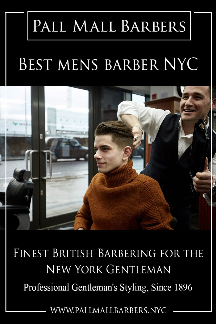 Best Mens barber NYC