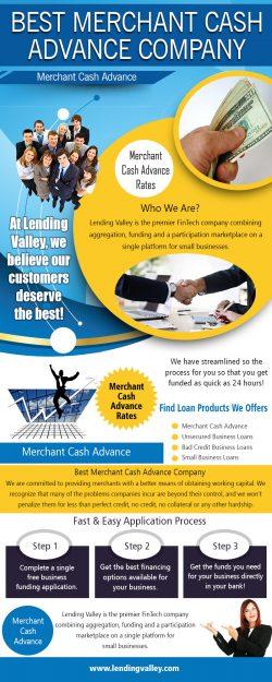 Best Merchant Cash Advance Company