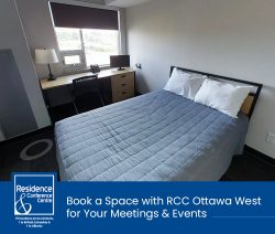 Book a Space with RCC Ottawa West for Your Meetings & Events
