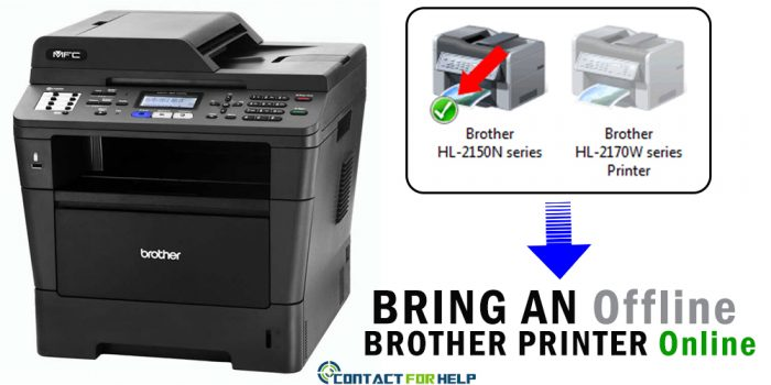 10 Handy Steps to Bring an Offline Brother Printer Online