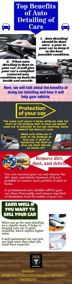 Get to Know More About car detailing