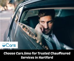 Choose Cars.limo for Trusted Chauffeured Services in Hartford
