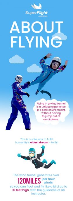 Choose SuperFlight to Fulfill Your Oldest Dream of Flying