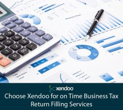 Choose Xendoo for on Time Business Tax Return Filling Services