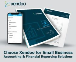 Choose Xendoo for Small Business Accounting & Financial Reporting Solutions