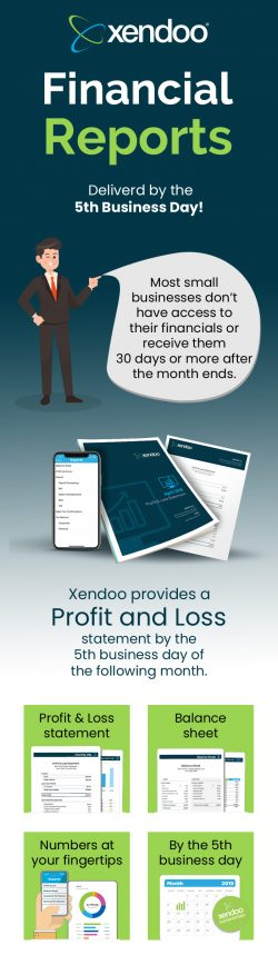 Choose Xendoo to Get Professional Financial Reporting Services for Small Businesses