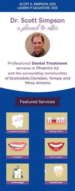 Contact Scott A. Simpson, DDS for Professional Dental Care Services