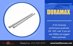 Duramax Pushrods | Call – 512-355-9101 | hamiltoncams.com