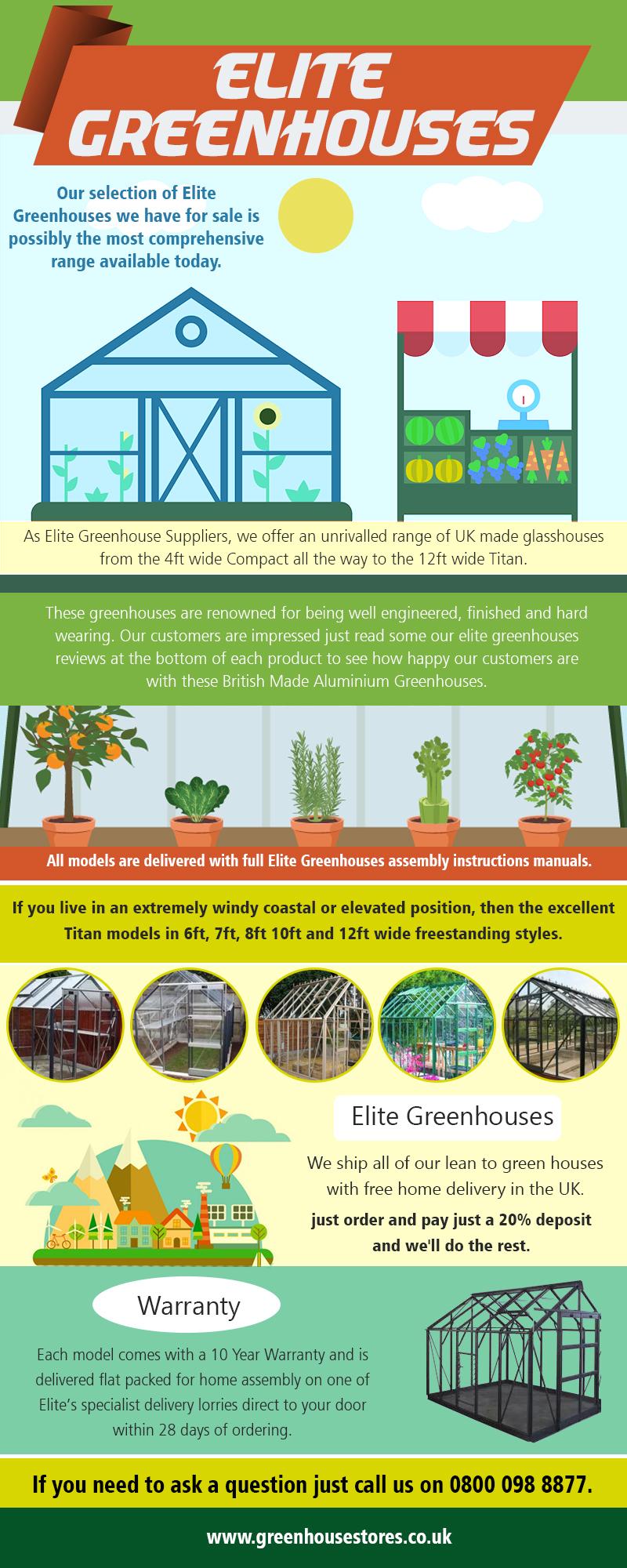 Elite Greenhouses