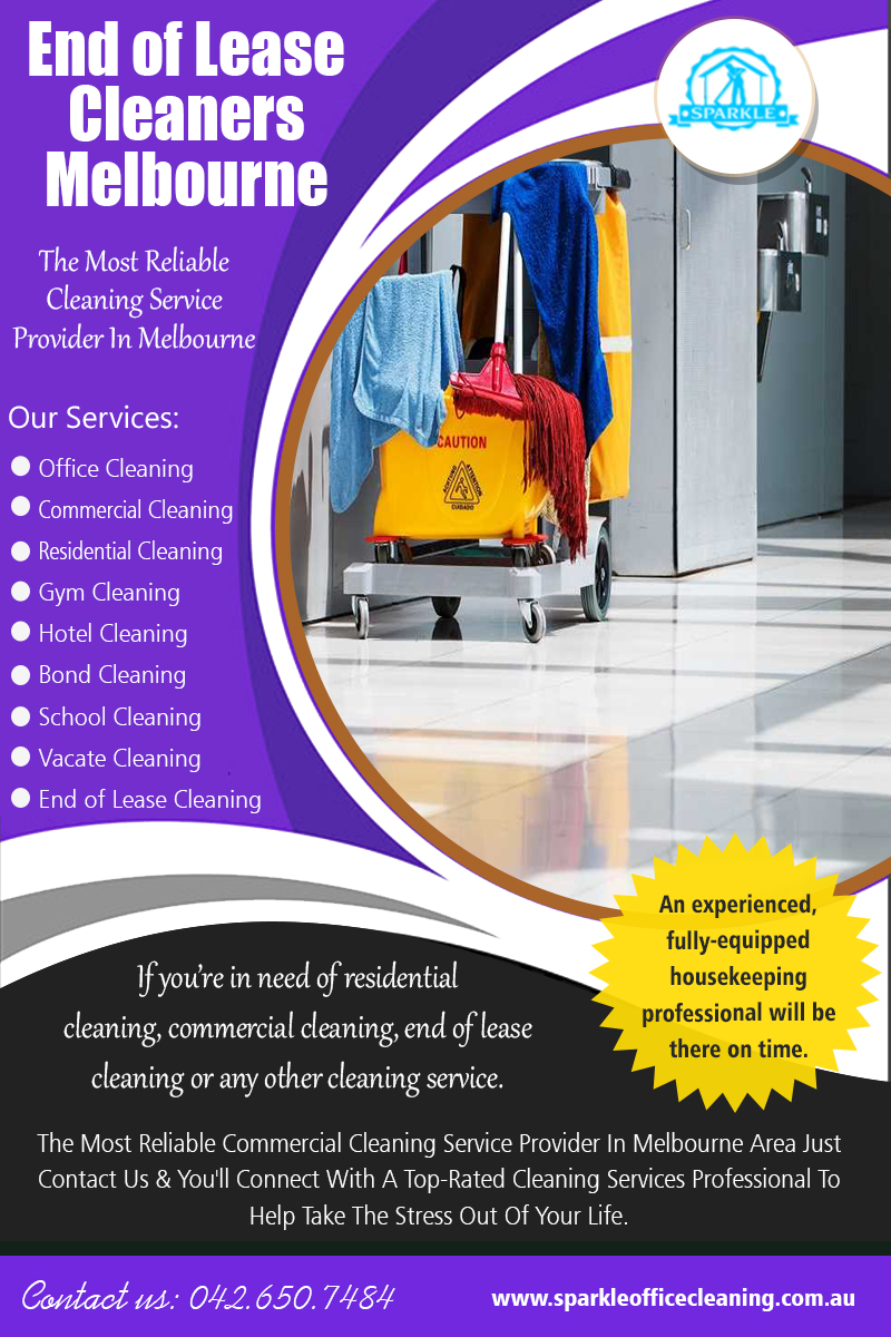 End Of Lease Cleaners Melbourne