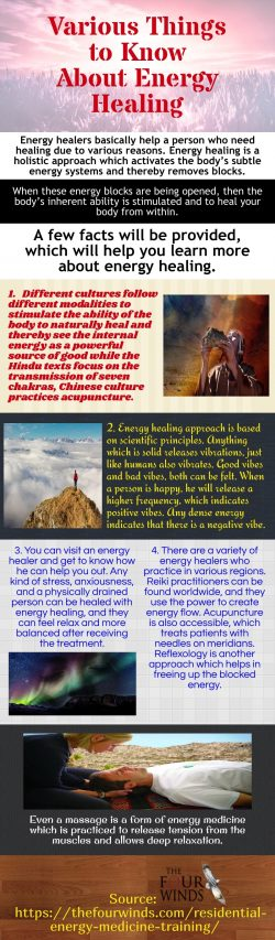 Things that you should look for while choosing the Energy Healers