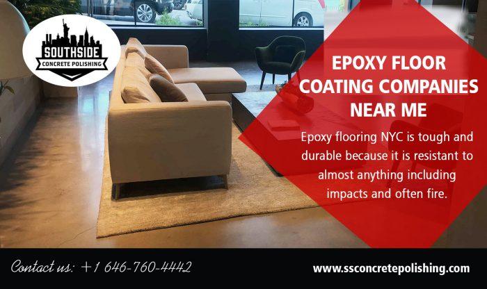Epoxy Floor Coating Companies near me