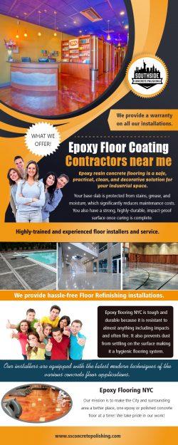Epoxy Floor Coating Contractors near me