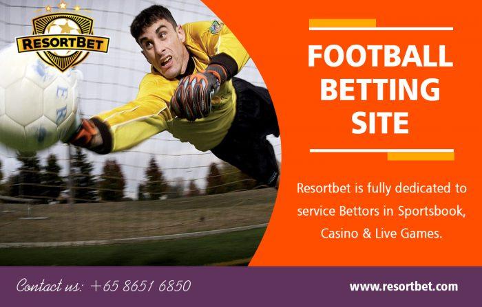 Football Betting Site | Call – 65 8651 6850 | resortbet.com