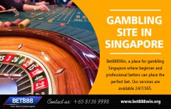 Gambling Site in Singapore | Call – 65 8136 9998 | bet888win.org