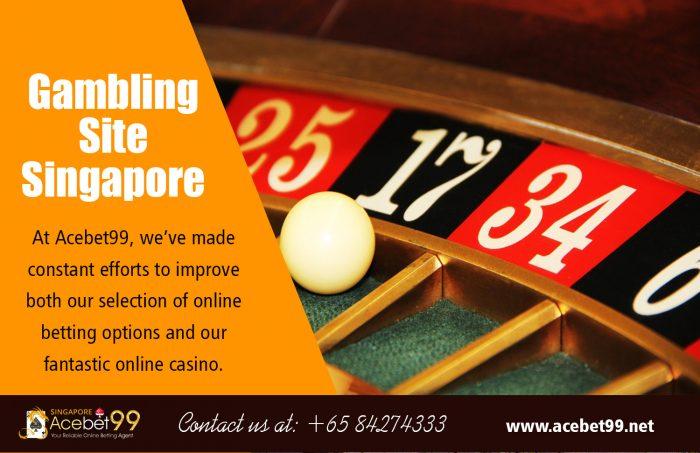 Gambling Site Singapore