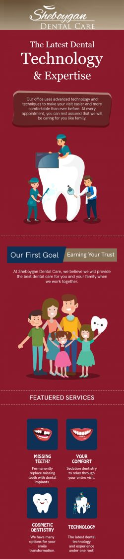 Get Advance Dental Care Services from Sheboygan Dental Care