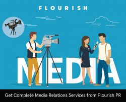 Get Complete Media Relations Services from Flourish PR