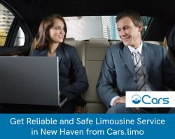 Get Reliable and Safe Limousine Service in New Haven from Cars.limo