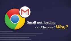 Gmail not loading on Chrome: Why?