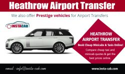 Heathrow airport transfer