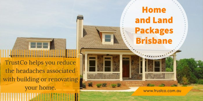 Home and Land Packages Brisbane
