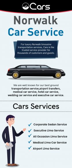 Choose Car.limo for Best Transportation Services in Norwalk, CT