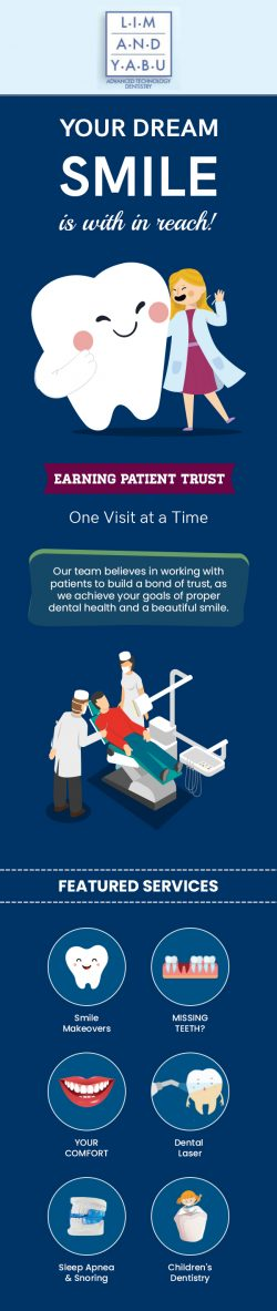 Contact Lim and Yabu to Get a Beautiful Dream Smile in Oakland, CA