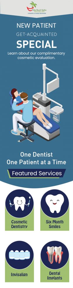 Get Personalized Dental Care Services from Palm Beach Smiles