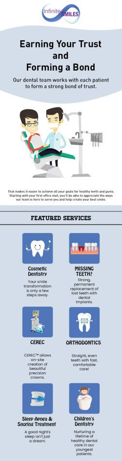Visit Infinite Smiles to Achieve Your Goals of Healthy Teeth & Gums