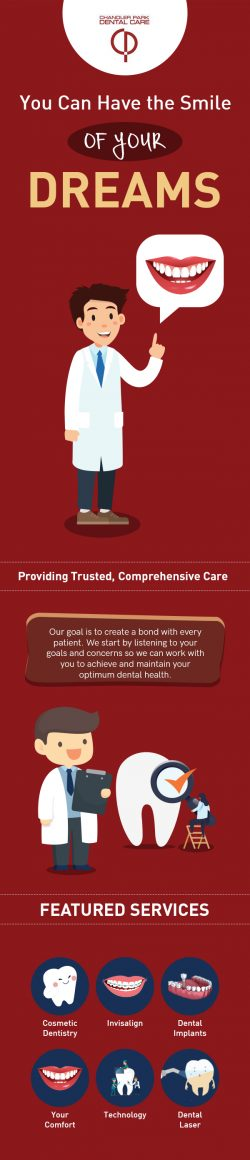 Attain Your Dream Smile with Dental Services from Chandler Park Dental Care