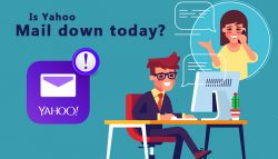Is Yahoo Mail down today?