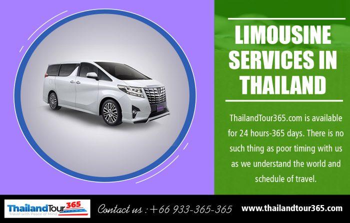 Limousine in Thailand