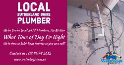 Local Sutherland Shire Plumber