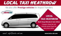 Local Taxi Heathrow