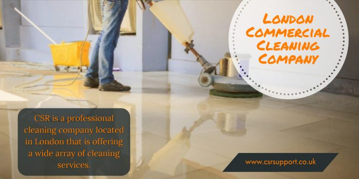 London Commercial Cleaning Company
